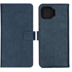 iMoshion Étui de téléphone Luxe Motorola Moto G 5G Plus - Bleu foncé