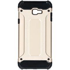 Coque Rugged Xtreme Samsung Galaxy J4 Plus - Dorée