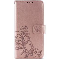 Etui de téléphone Fleurs de Trèfle OnePlus 8 - Rose