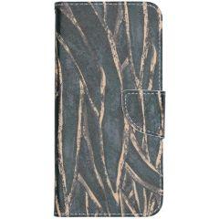 Coque silicone design Nokia 2.3 - Wild Leaves