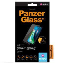 PanzerGlass Protection d'écran Case Friendly Moto E7 Plus / G9 Play