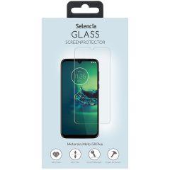 Selencia Protection d'écran en verre durci Motorola Moto G8 Plus
