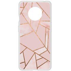 Coque design OnePlus 7T - Pink Graphic