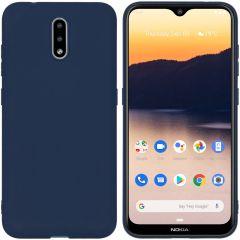 iMoshion Coque Color Nokia 2.3 - Bleu foncé