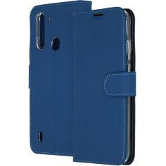Accezz Étui de téléphone Wallet Motorola Moto G8 Power Lite