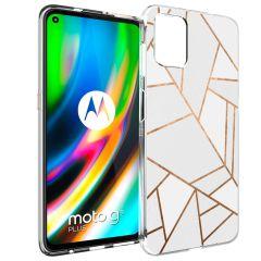 iMoshion Coque Design Motorola Moto G9 Plus