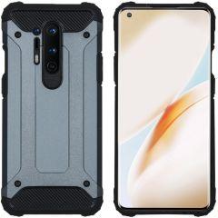 iMoshion Coque Rugged Xtreme OnePlus 8 Pro - Bleu foncé