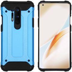 iMoshion Coque Rugged Xtreme OnePlus 8 Pro - Bleu clair