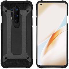 iMoshion Coque Rugged Xtreme OnePlus 8 Pro - Noir