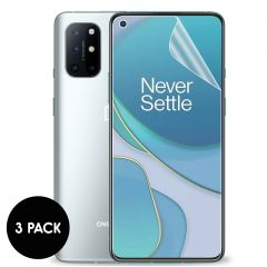 iMoshion Protection d'écran Film 3 pack OnePlus 8T