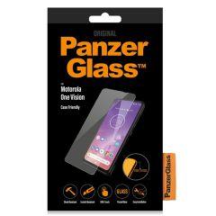 PanzerGlass Protection d'écran Case Friendly Motorola One Vision