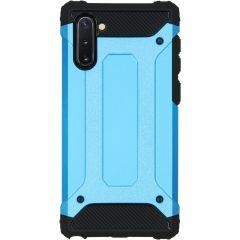 iMoshion Coque Rugged Xtreme Samsung Galaxy Note 10 - Bleu clair