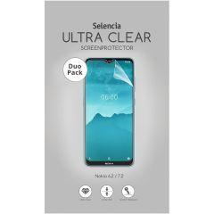 Selencia Protection d'écran Duo Pack Ultra Clear Nokia 6.2 / 7.2