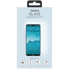 Selencia Protection d'écran en verre durci Nokia 6.2 / Nokia 7.2