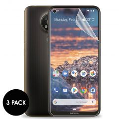 iMoshion Protection d'écran Film 3 pack Nokia 3.4