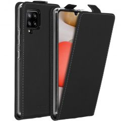 Accezz Étui à rabat Samsung Galaxy A42 - Noir