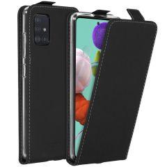 Accezz Étui à rabat Samsung Galaxy A51 - Noir
