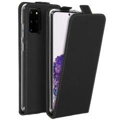 Accezz Étui à rabat Samsung Galaxy S20 Plus - Noir