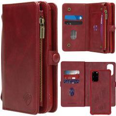 iMoshion Étui 2-en-1 à rabat Samsung Galaxy S20 Plus - Rouge