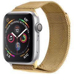 iMoshion Milanais bracelet Apple Watch Series 1-6 / SE - 42/44mm
