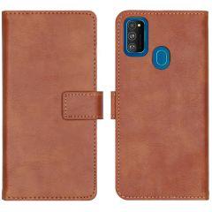 iMoshion Étui de téléphone portefeuille Luxe Galaxy M30s / M21