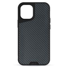 Mous Coque Limitless 3.0 iPhone 12 Pro Max - Carbon Fiber
