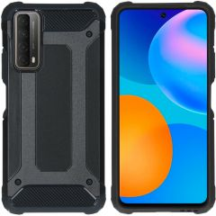iMoshion Coque Rugged Xtreme Huawei P Smart (2021)  - Noir