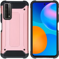 iMoshion Coque Rugged Xtreme Huawei P Smart (2021)  - Rose Champagne