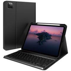 Accezz Étui de tablette QWERTY iPad Air(2020)/Pro 11 (2018/2020)