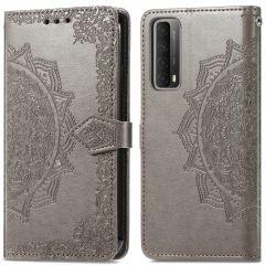 iMoshion Etui de téléphone portefeuille Huawei P Smart (2021) - Gris