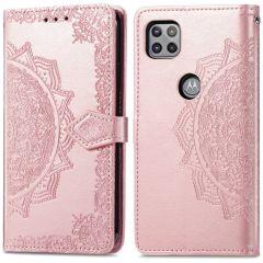 iMoshion Etui de téléphone portefeuille Mandala Moto G 5G