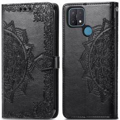 iMoshion Etui de téléphone portefeuille Oppo A15 - Noir