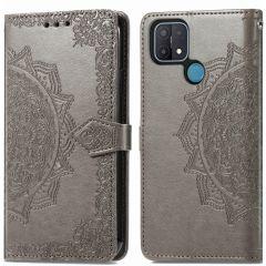 iMoshion Etui de téléphone portefeuille Oppo A15 - Gris
