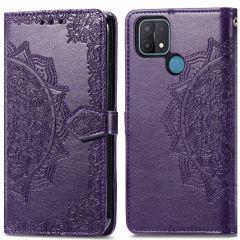 iMoshion Etui de téléphone portefeuille Oppo A15 - Violet