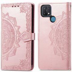 iMoshion Etui de téléphone portefeuille Oppo A15 - Rose Champagne