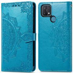 iMoshion Etui de téléphone portefeuille Oppo A15 - Turquoise