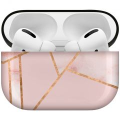 iMoshion Coque Hardcover Design AirPods Pro - Pink Graphic