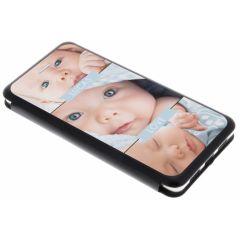 Conceptions portefeuille gel (une face) Huawei P9 Lite