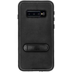 Redpepper Coque imperméable Dot Plus Samsung Galaxy S10 - Noir