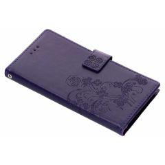 Etui de téléphone Fleurs de Trèfle Samsung Galaxy Note 9