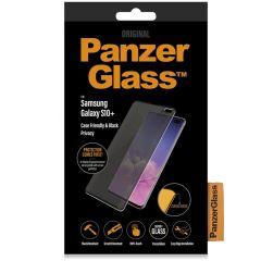 PanzerGlass Protection d'écran Privacy Case Friendly Galaxy S10 Plus