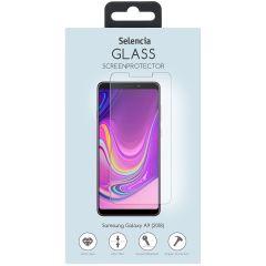 Selencia Protection d'écran en verre durci Samsung Galaxy A9 (2018)