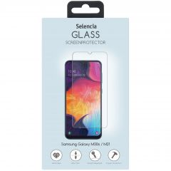 Selencia Protection d'écran en verre durci Samsung Galaxy M30s / M21