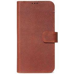 Decoded Etui de téléphone portefeuille 2 en 1 iPhone 11 - Brun