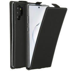Accezz Étui à rabat Samsung Galaxy Note 10 Plus - Noir