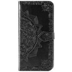 Etui de téléphone portefeuille Mandala Xiaomi Mi 10 (Pro)