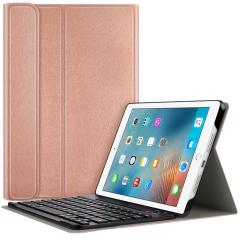 Étui de tablette Keyboard iPad 2 / 3 / 4 - Rose Champagne