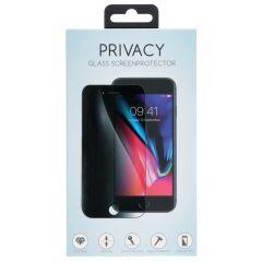 Selencia Protection d'écran en verre Privacy iPhone SE (2020)