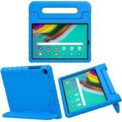iMoshion Coque kidsproof avec poignée Samsung Galaxy Tab S5e - Bleu