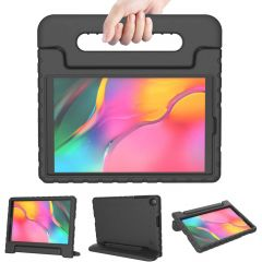 Coque kidsproof avec poignée Galaxy Tab A 10.1 (2016) - Noir